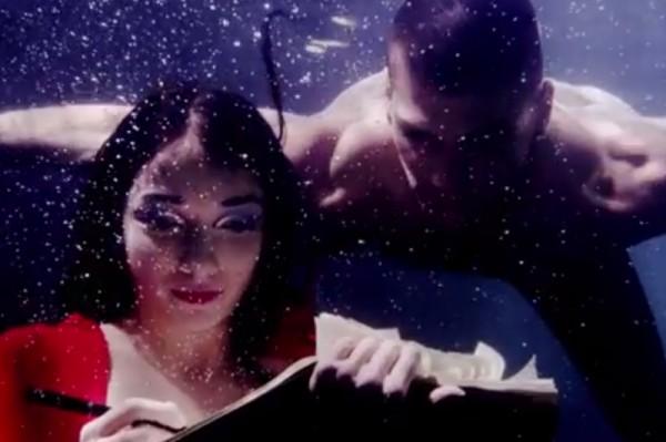 "Ștefan Stan și TeddyK - ""Breathe"" (secvență videoclip)"