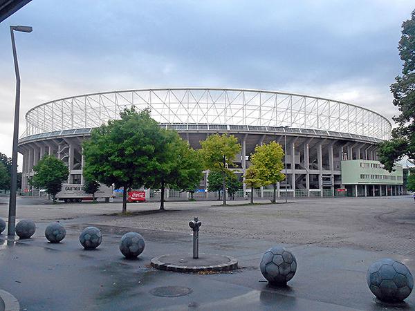 Ernst Happel Stadion din Viena