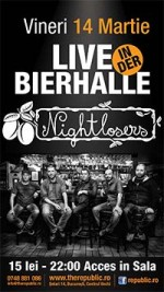 Nightlosers concert  14 martie 2014