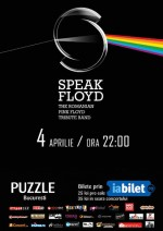 Speak Floyd - The Romanian Pink Floyd Tribute Band