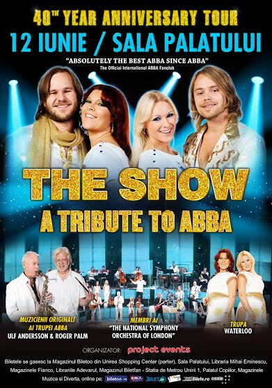 ANULAT - The Show - A Tribute To Abba