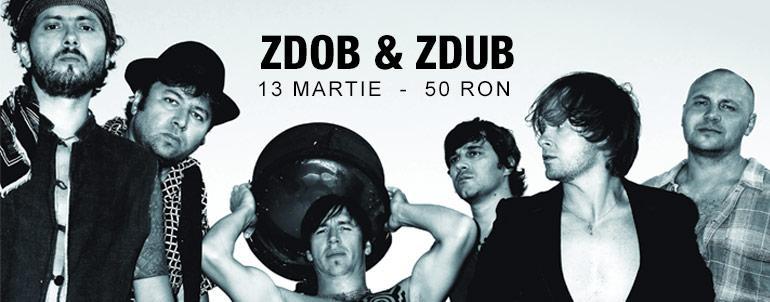 Zdob și Zdub la Tribute