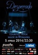 afis-Desperado-concert-club-puzzle-Bucuresti-5-aprilie-2014