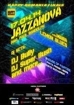 afis-Jazznova-concert-House-of-Parties-Bucuresti-17-aprilie-2014