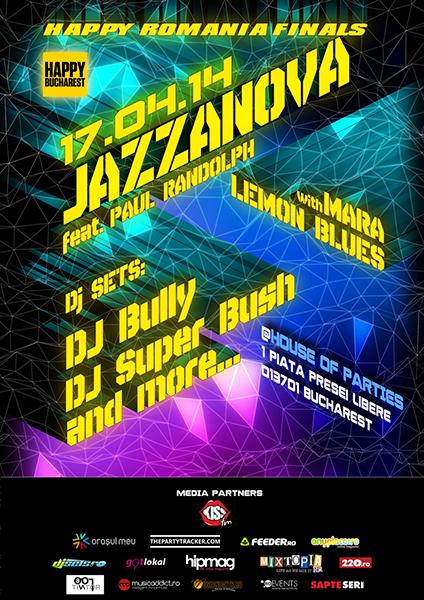 Jazznova feat. Paul Randolph