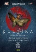 afis-Kultika-concert-club-b52-bucuresti-13-martie-2014