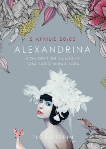 afis-alexandrina-concert-sala-radio-Bucuresti-5-aprilie-2014