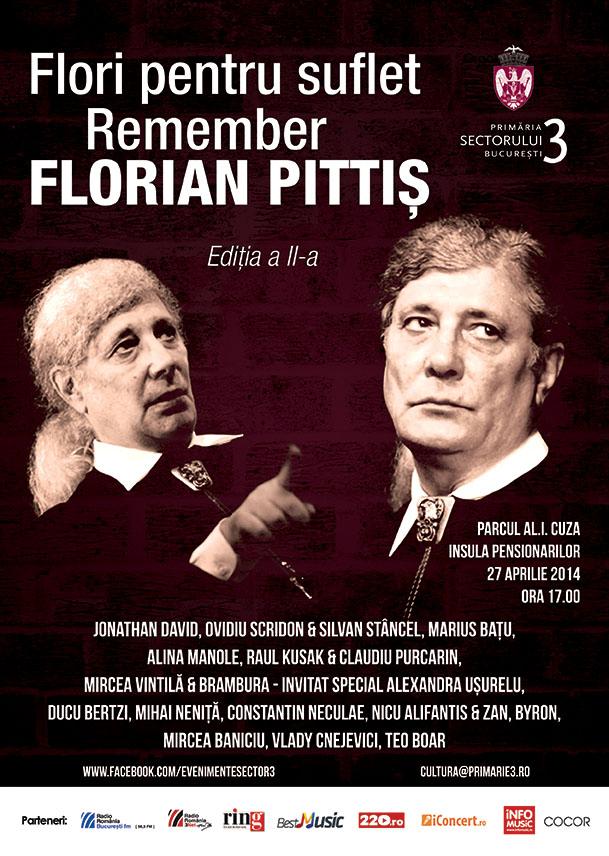 Remember Florian Pittis 2014