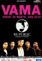 afis-vama-concert-club-RePublic-bucuresti-28-martie-2014