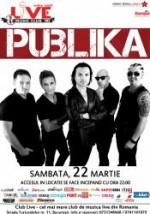 concert Publika Club Live Bucuresti 22 martie 2014