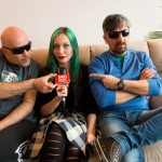DEKADENS: Janin Pasniciuc, Andreea Verde, Augustin Nicolae