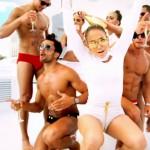 """Jennifer Lopez - """"I Luh Ya Papi"""" (secvență videoclip)"""