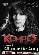 kempes concert club flex arad 28 martie 2014