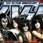 KISS pleacă într-un turneu aniversar de 40 de ani