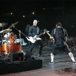 Metallica în concert la Bogota (Columbia) pe 16 martie 2014