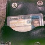 Permisul auto al lui Kurt Cobain pozat de polițiștii ce au investigat cazul