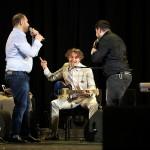 Goran Bregovici alături de Florin Salam la Sala Palatului
