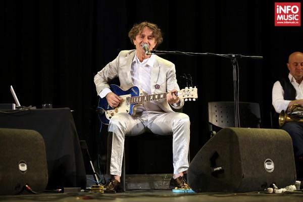 Goran Bregovici în concert la Sala Palatului