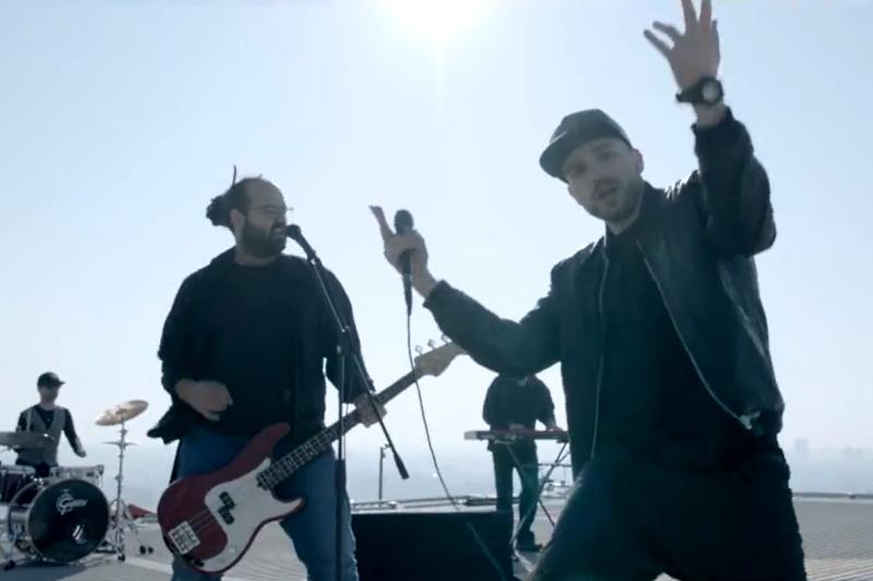"Shift feat. Vizi Imre - ""După ani și ani"" (secvență videoclip)"