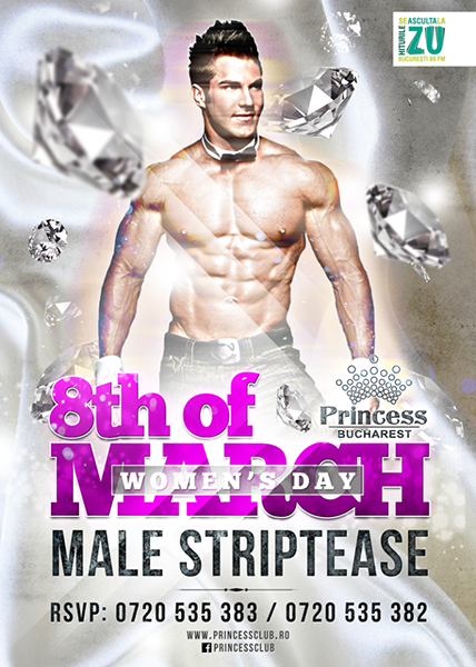 Striptease Masculin