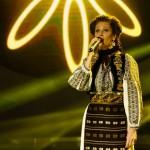 Andreea Bănică a interpretat rolul Mariei Ciobanu în emisiunea Te Cunosc de Undeva difuzată pe 8 martie 2014
