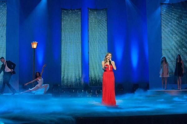 Vaida în cadrul Selecției Naționale pentru Eurovision 2014 pe 1 martie la Brașov