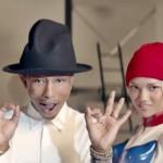 "Pharrell Williams - ""Marilyn Monroe"" (videoclip nou)"