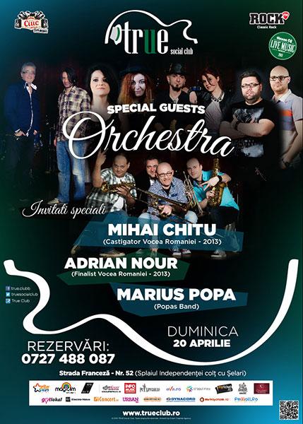 Special Guests Orchestra la True Club