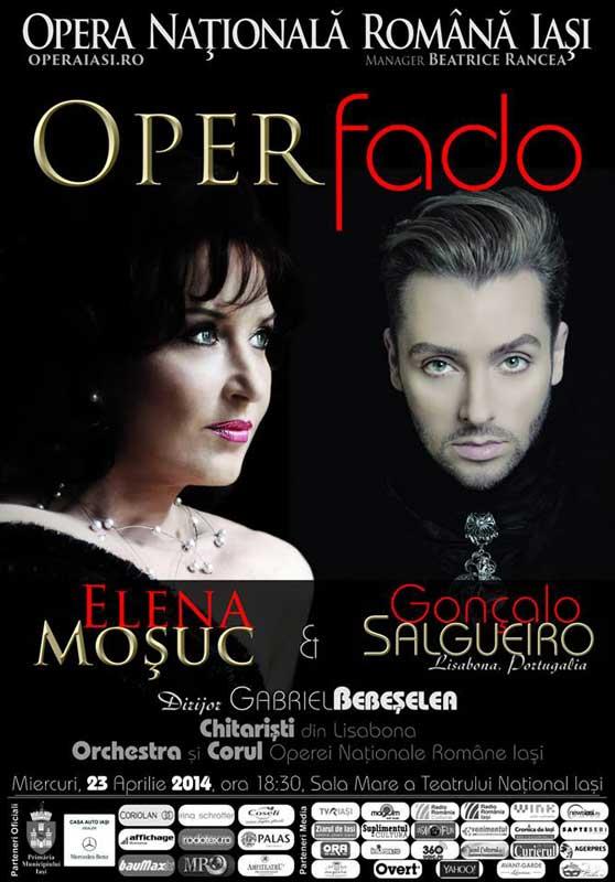OperFado la Opera Națională Română Iași