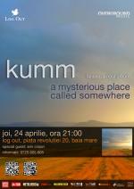 afis kum concert baia mare 24 aprilie 2014