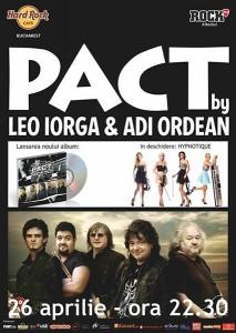 afis-pact-concert- Hard-Rock-Cafe-Bucuresti-26-aprilie-2014