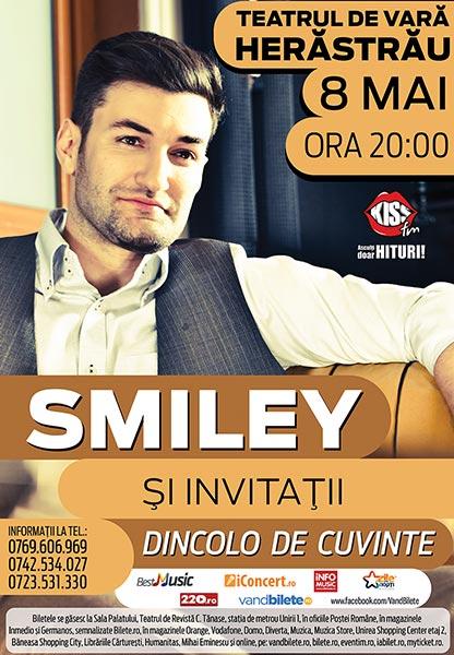 "Smiley și invitații - ""Dincolo de cuvinte"""