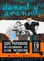 afis-suie-Paparude-concert-colectiv-Bucuresti-19-aprilie-2014