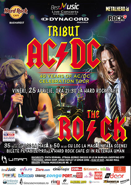 afis-the-rock-concert-Hard-Rock-Cafe-Bucuresti-25-aprilie-2014