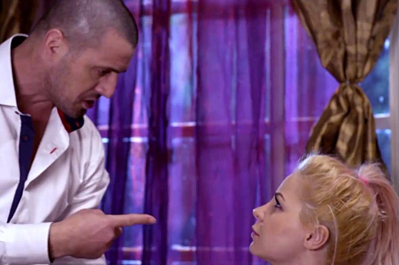 "Alessia și Pavel Stratan - ""Vorbe Letale"" (secvență videoclip)"