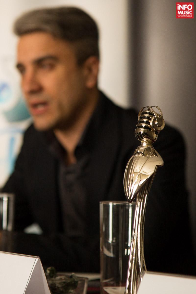 Conferința de presă On Air Music Awards 2014 - Anunțarea nominalizărilor