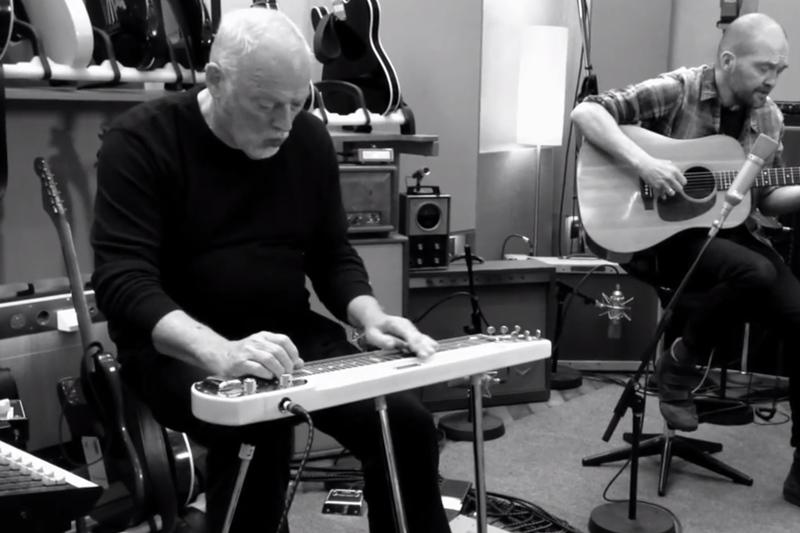 "Ben Watt și David Gilmour - ""The Levels"""