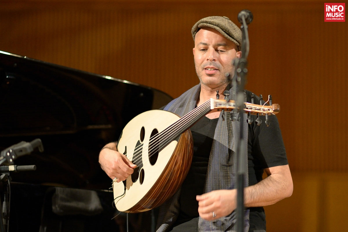 Dhafer Youssef în concert la Sala Radio pe 10 aprilie 2014