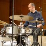 Ferenc Nemeth alături de Dhafer Youssef în concert la Sala Radio pe 10 aprilie 2014