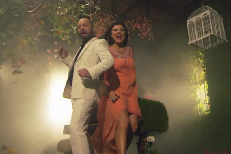 """Paula Seling și Ovi - """"Miracle"""" (secvență videoclip)"""