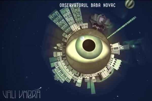 "Vali Umbră - ""Observatorul Baba Novac"""