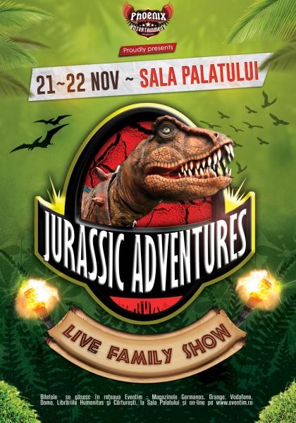 ANULAT Jurassic Adventures
