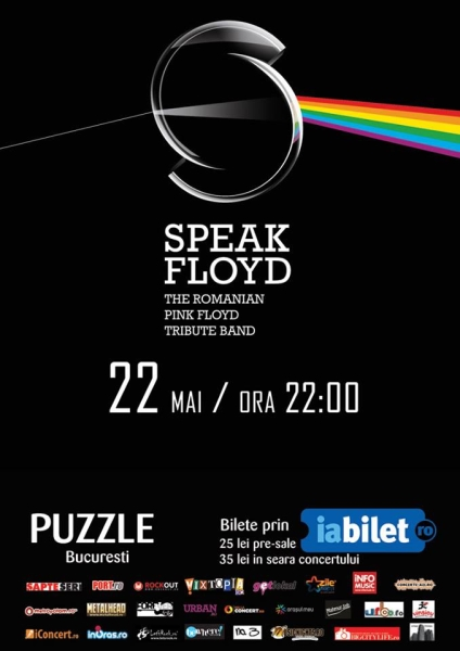 Speak Floyd - The Romanian Pink Floyd Tribute Band