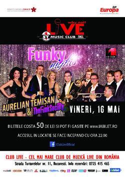 Aurelian Temișan & The Funk Society