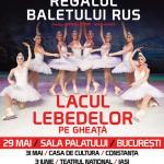 Lacul Lebedelor - REGALUL BALETULUI RUS