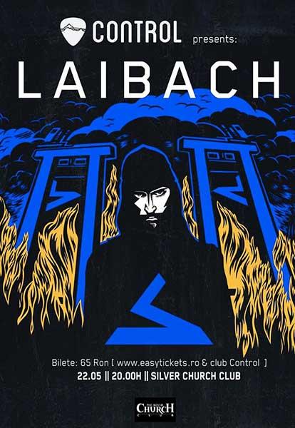 LAIBACH live