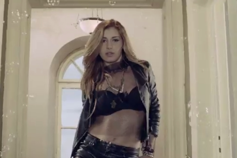 """Alina Eremia - """"Cum se face"""" (secvență videoclip)"""