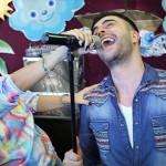 Secvență din videoclipul Delia feat. Speak - A lu' Mamaia