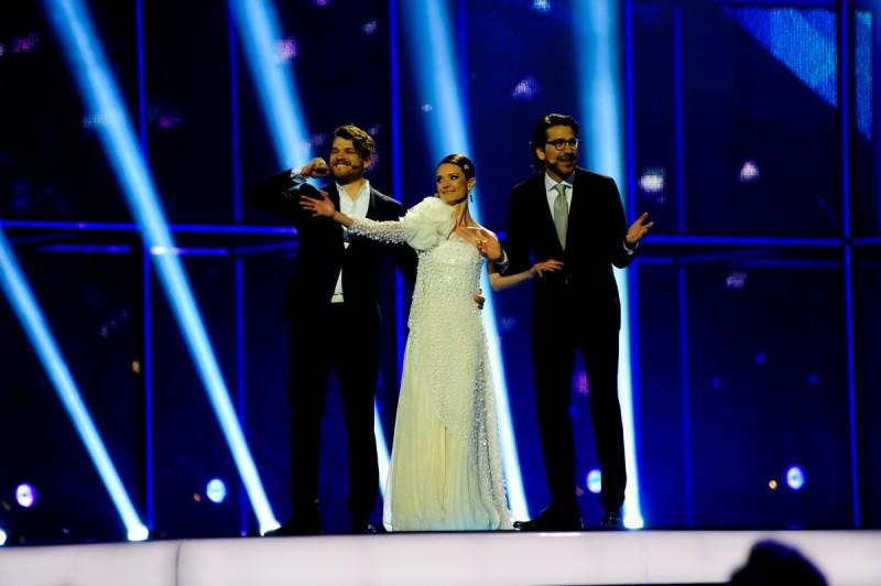 Gazdele primei semifinale Eurovision 2014