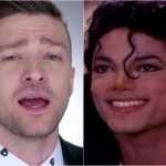 "Michael Jackson și Justin Timberlake - ""Love Never felt So Good"" (secvență videoclip)"
